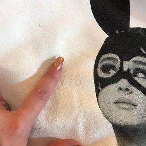 Ariana Grande Tops - Ariana Grande Dangerous Woman Crewneck Sz L